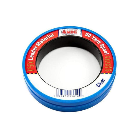 Ande Mono Leader Wrist, 50-Yard Spool