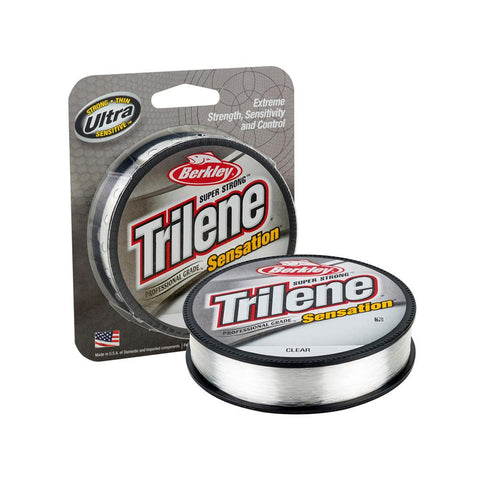Berkley Trilene Sensation Monofilament Professional Grade Fishing Line