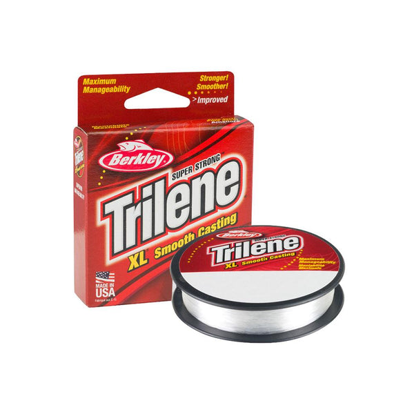 Berkley Trilene XL Smooth Casting Monofilament Line