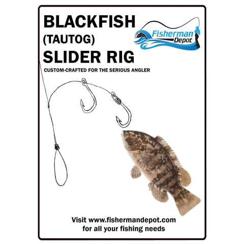 Blackfish Slider Rig