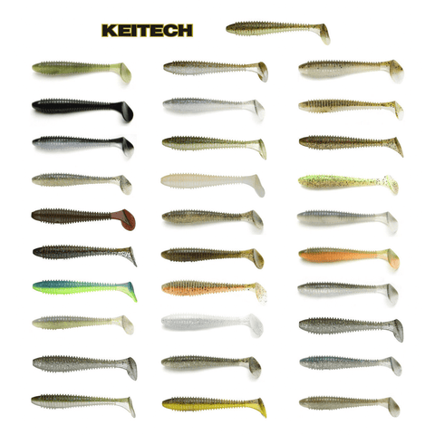 Keitech FAT Swing Impact Baits