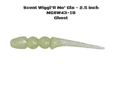 Bobby Garland Scent Wiggl'R Mo' Glo - 2.5 inch