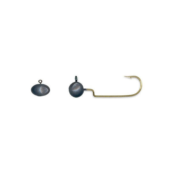 Slider Fishing Football Slider Head Jig Head