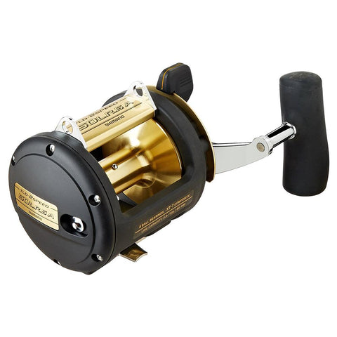SHIMANO TLD 2 Speed Conventional Reels