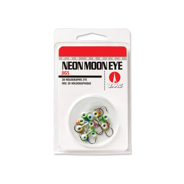 VMC Neon Moon Eye Jig Kit - 10 pk