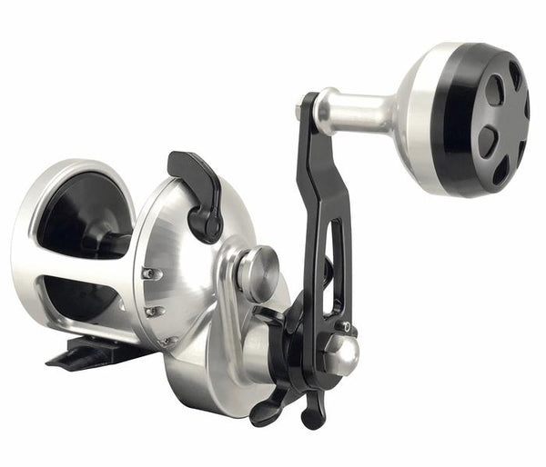 Accurate Tern TwinStarDrag Reel 4.7:1