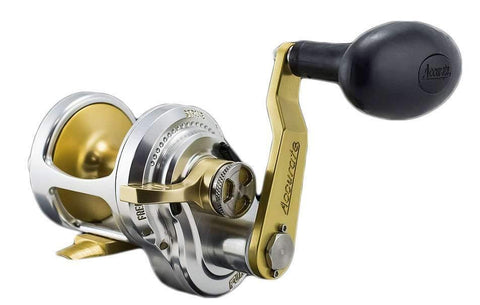 Accurate Fury Single Speed Conventional Reel