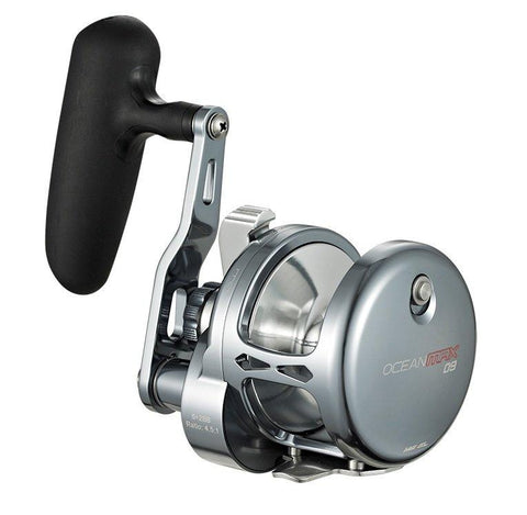 Maxel Ocean Max Single Speed Lever Drag Conventional Reel