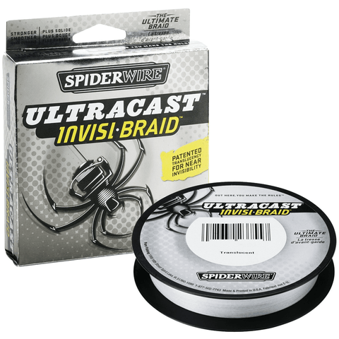 Spiderwire Ultracast Invisi-Braid Superline 300yrd