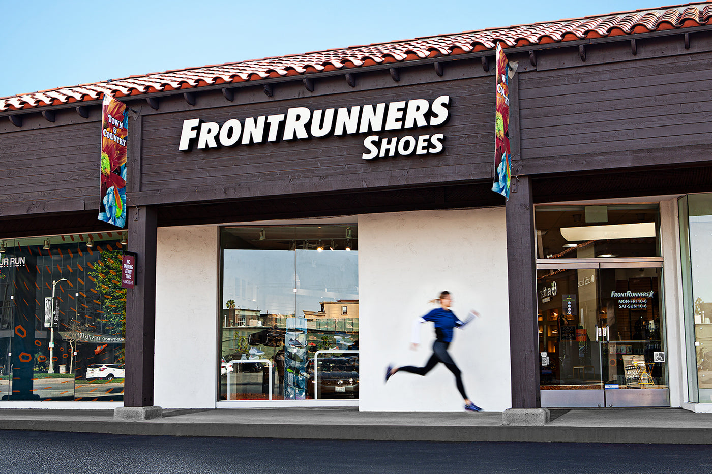 About Frontrunners