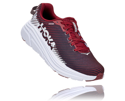 Inspired by the smooth waves of the world-famous Rincon surf spot, this shoe is easily a best-inclass contender for the price. The Women's Hoka Rincon 2 packs amazing cushioning into an extremely lightweight shoe for an ultra-soft, effortlessly weightless feel.