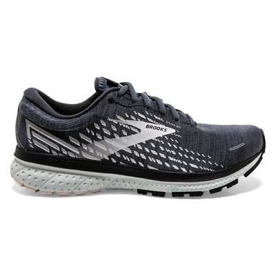 The Ghost from Brooks is the top selling running shoe in the market right now. If you're looking for a smoother way to run the Women's Ghost 13 is a great place to look. It's super smooth transitions plus soft cushioning will make sure the run is the only thing on your mind.