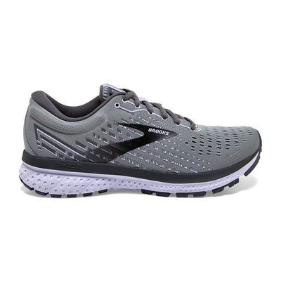 The Women's 13 Ghost from Brooks is the top selling running shoe in the market right now. If you're looking for a smoother way to run the new women's Ghost 13 road-running is a great place to look. It is super smooth transitions plus soft cushioning so your run is the only thing on your mind.