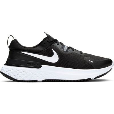 The Men's Nike React Miler gives you trusted stability for miles with athlete-informed performance. Made for dependability on your long runs, its intuitive design offers a locked-in fit and a durable feel.