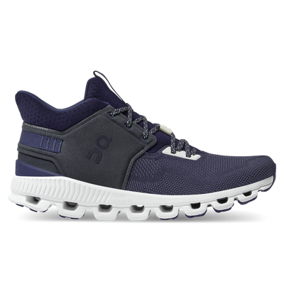 We love the Cloud Hi Edge from On.  This boot/sneaker has a ton of Street-ready style along with On Tech to take exploration to the Edge.