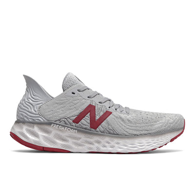 The New Balance Fresh Foam 1080v10 is a premium combination of runner's data, supreme comfort, and cutting-edge design.  Part of the Fresh Foam X collection, the Men's 1080 features an updated midsole that delivers superior softness and an energetic rebound. Experience 360 degrees of comfort with a soft fitting knit upper and Ultra Heel in a stylish silhouette.