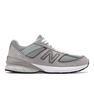 Mens 990 New Balance Shoe Footwear, Grey