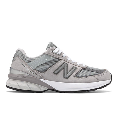 Women's New Balance 990v5 made in the USA classic shoe