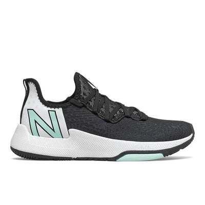 The Women's Fuel Cell Trainer is built to perform from the gym floor to the turf to the concrete, this New Balance workout shoe can do it all. Featuring a FuelCell foam midsole for stability and cushioning and a durable yet flexible outsole, this women's Trainer is designed for comfort no matter the workout.