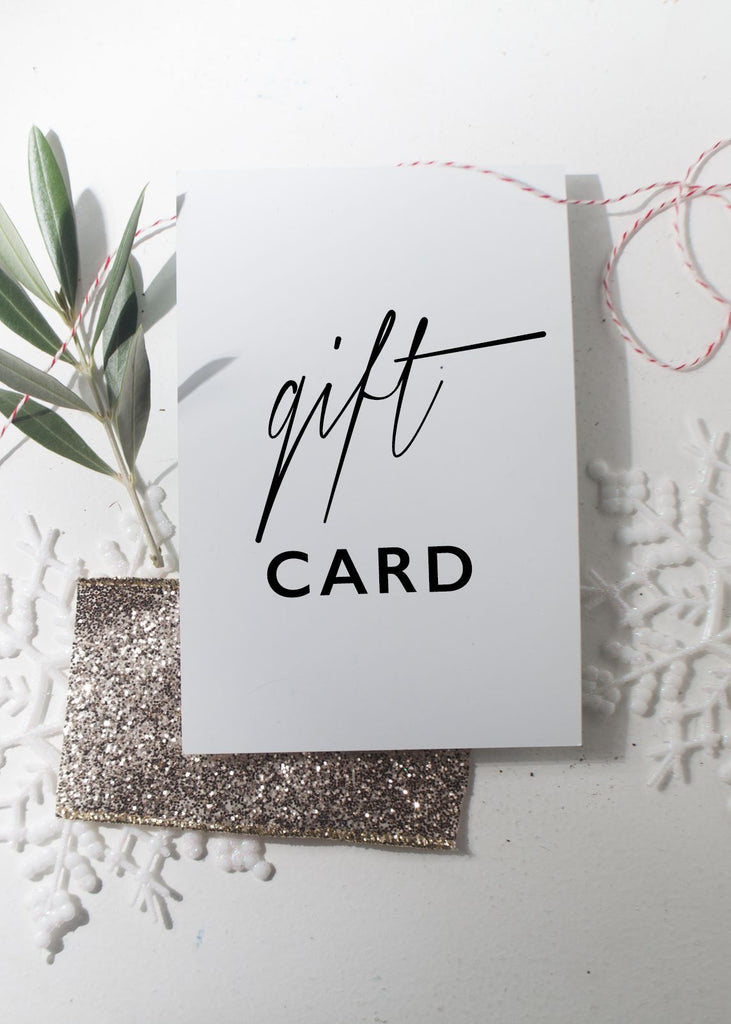 Purely Gift Card