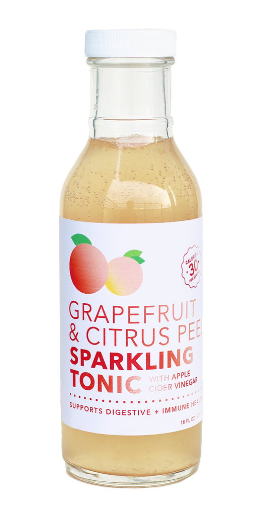 Grapefruit Citrus Pre+Probiotic Tonic (12 bottle case)