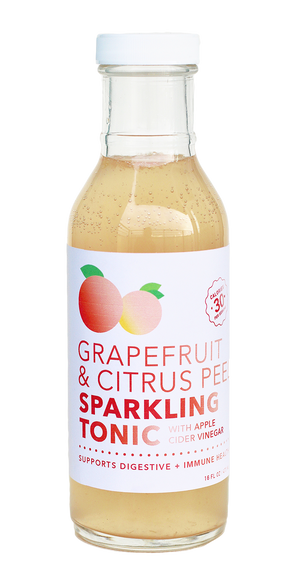 Grapefruit Citrus Tonic Case (12)