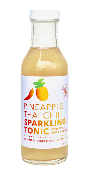 Pineapple Thai Pre+Probiotic Tonic (12 bottle case)
