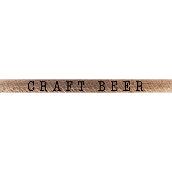 Craft Beer Barn Board