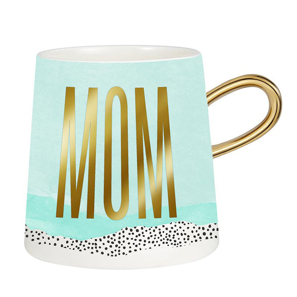 Mom Tapered Mug