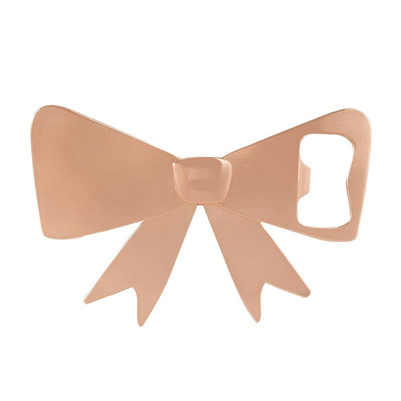 Bow Shaped Bottle Opener