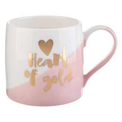 Heart of Gold Mug