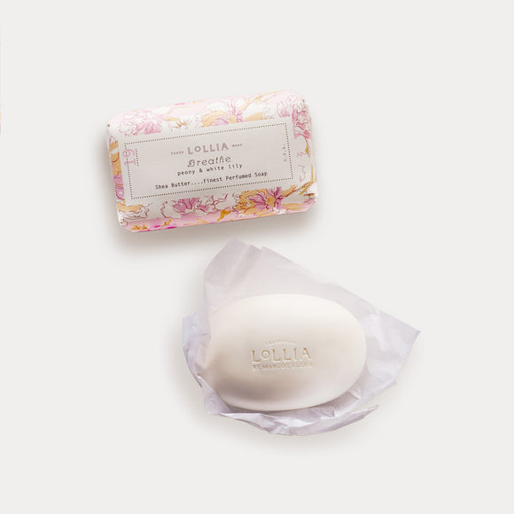 Breathe Perfumed Shea Butter Soap