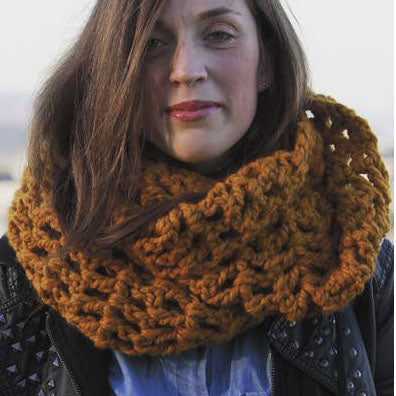 Asher Infinity Scarf