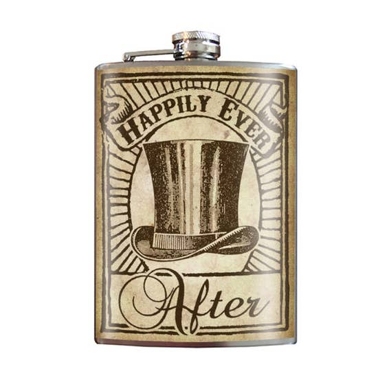 Flask - Happily Ever After - Groom