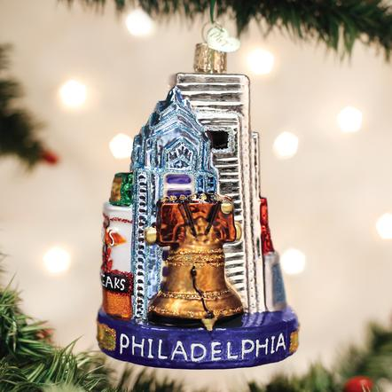 Philadelphia Ornament