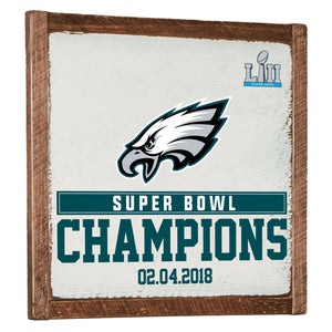 Super Bowl LII Philadelphia Eagles NFL