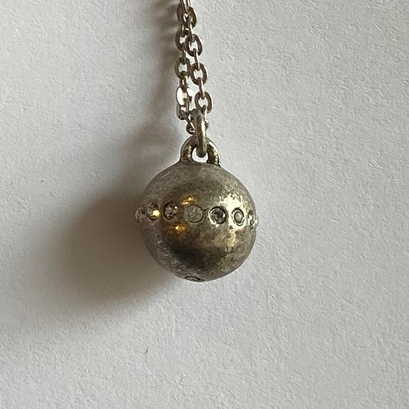 Smile Orb Necklace Necklace