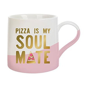 Pizza is My Soulmate Mug