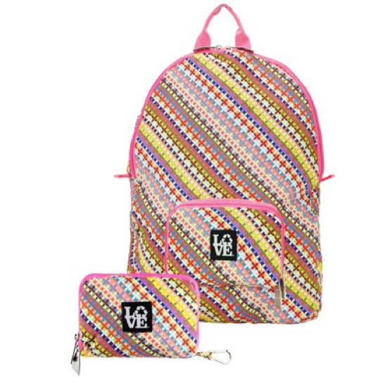 Stash Backpack- Candy Store