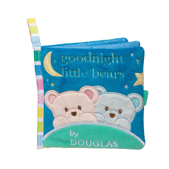 Pink & Blue Bear Activity Book