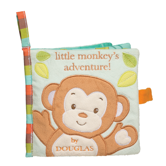 Monkey Activity Book