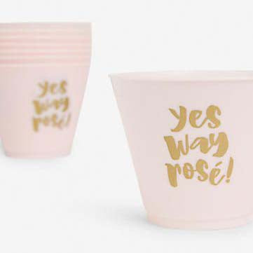 Yes Way Rose Flex Cups