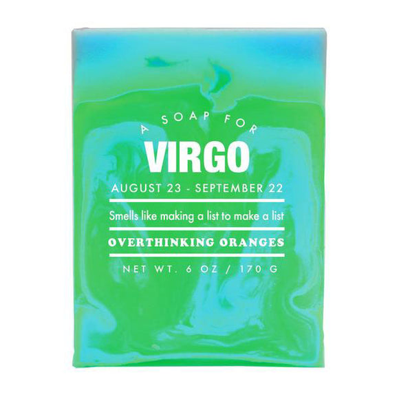 Astrology Soap Virgo
