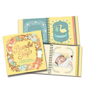 Baby's First Years-Bundle of Joy Guided Journal