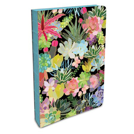 Succulent Coptic Binding Journal