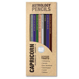 Astrology Pencils- Capricorn