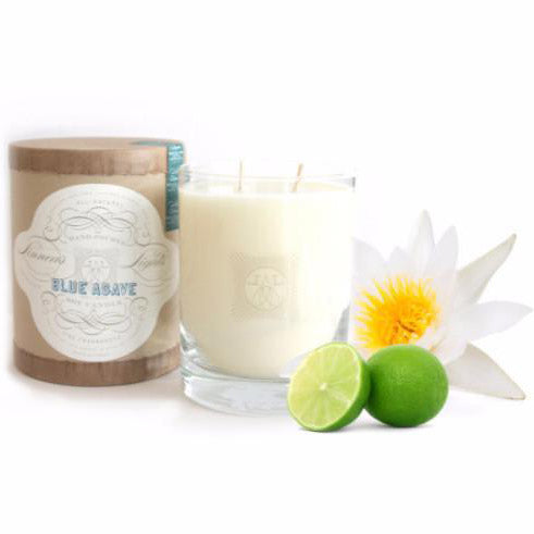 Blue Agave Candle