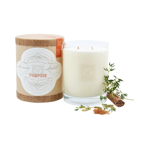 PUMPKIN, 2-WICK CANDLE