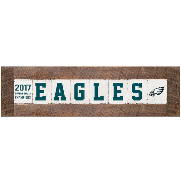 Super Bowl LII Eagles NFL Marlin Classic