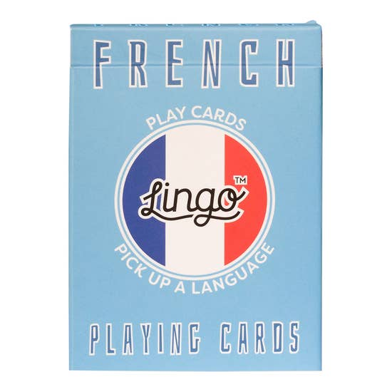French Lingo Card Game